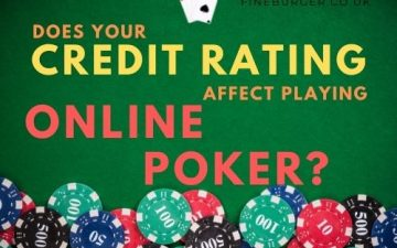Credit Rating Affects Playing Online Poker